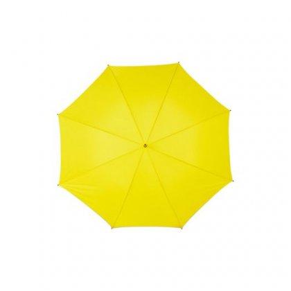 Personalized Yellow Umbrella